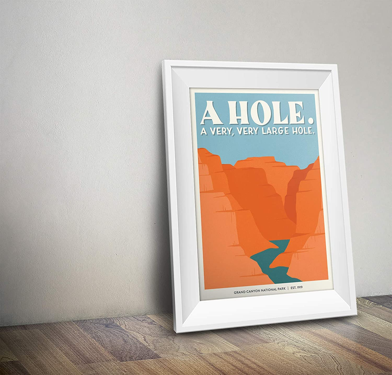 Grand Canyon National Park Poster Subpar Parks Poster