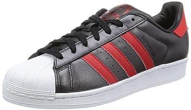 adidas Superstar Slip on W, Chaussures de Gymnastique Femme, Noir (Core Black/Core Black/FTWR White Core Black/Core Black/FTWR White), 38 2/3 EU