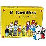 Jeu de 8 familles