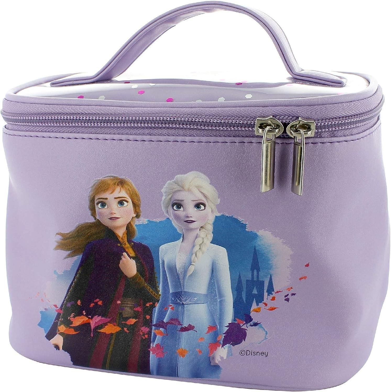 DISNEY La Reine des Neiges 2 Vanity de Voyage Elsa//Anna 1 Unit/é 3700206770291