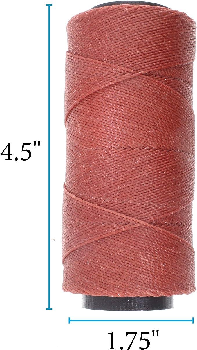 140 Meters Macrame Cord Linhasita 1mm 10 COLORS x 14 Meters Jewelry Thread Waxed Cord Hilo encerado Macrame String Waxed Thread