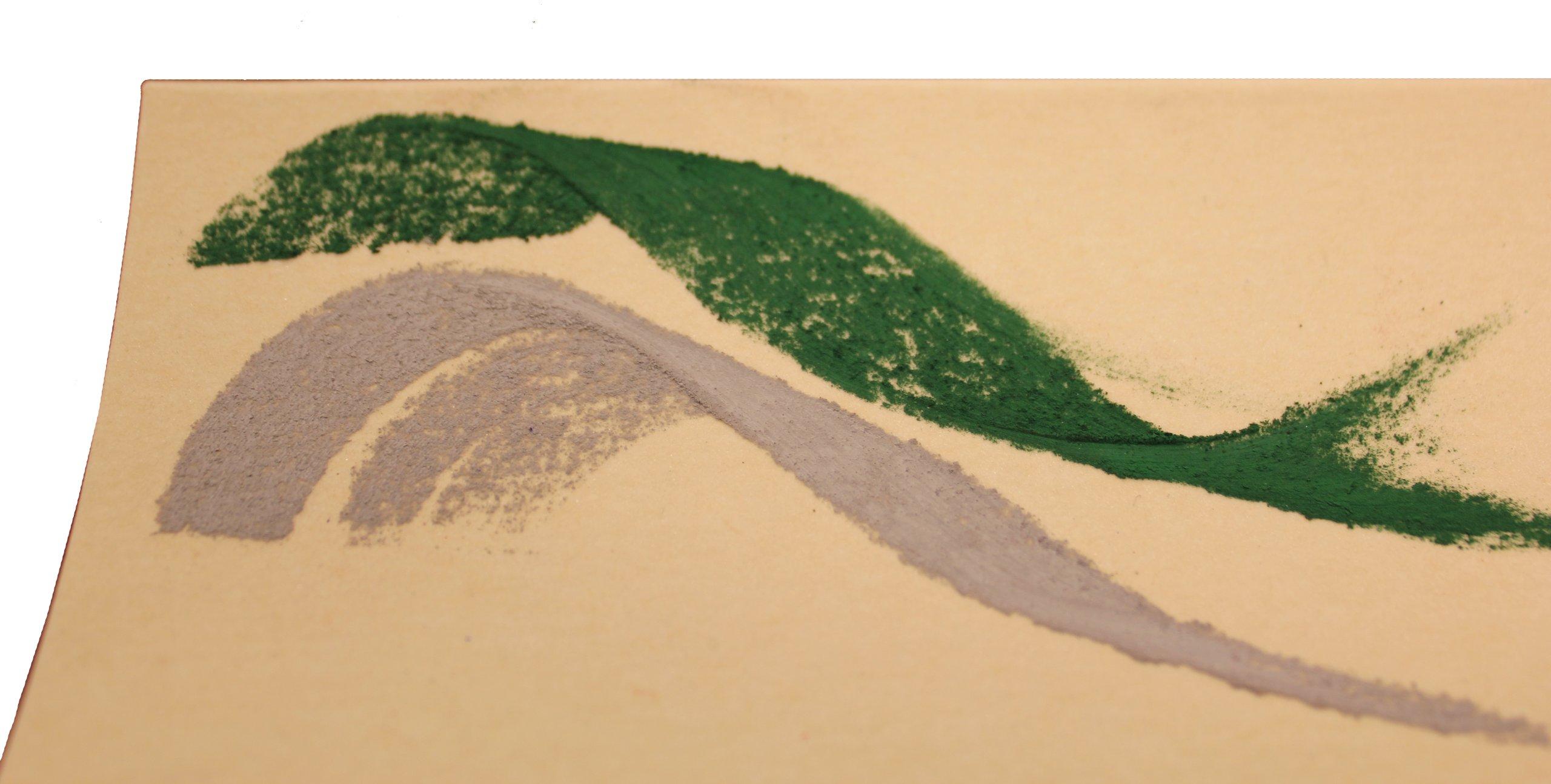 UART Sanded Pastel Paper M-148017 24-Inch/36-Inch No.600 Grade Paper, 10-Pack by UART Sanded Pastel Paper
