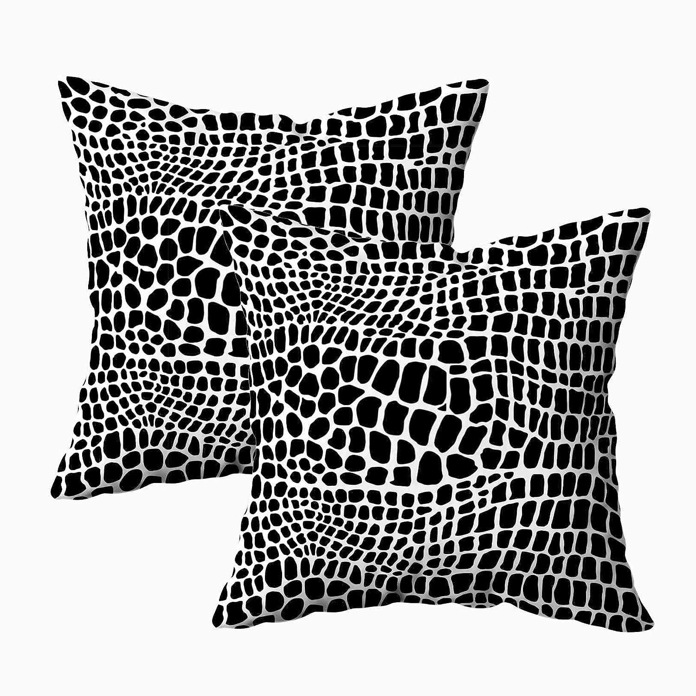 Amazon.com: Musesh - Funda de almohada con diseño de arte ...