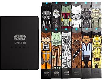 Stance - Mens Collector Box Star Wars The Force 2 Socks
