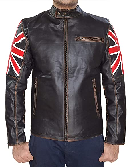 Halloween Jacket Collections for Men Women The American Fashion Genuine Lightweight Leather Jackets