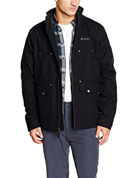 Columbia Loma Vista Hooded Jacket Veste Chaude Homme, , FR : XL (Taille Fabricant : XL)