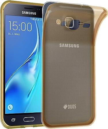 Cadorabo Hülle Für Samsung Galaxy J3 2016 In Elektronik