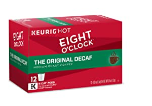 Eight O'Clock Coffee The Original Decaf
