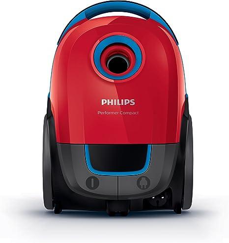 Wessper Bolsas de aspiradora para Philips Performer Compact FC8373//09 5 Piezas, sint/éticas