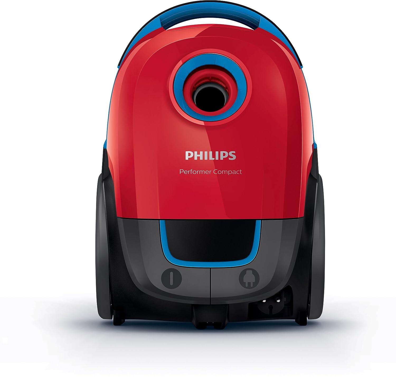Philips Performer Compact FC8373//09 Facil de Limpiar Aspirador con sistema con Bolsa Deposito 3 L