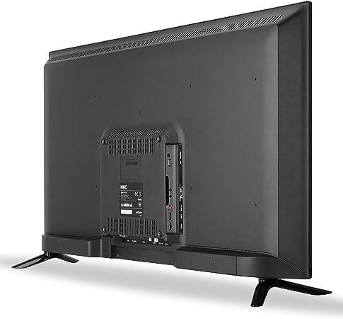 HKC 40F1N: 102 cm (40 Pulgadas) Televisor LED (Full HD, Triple Tuner, Ci+, HDMI, Reproductor de Medios a través de USB 2.0): Amazon.es: Electrónica