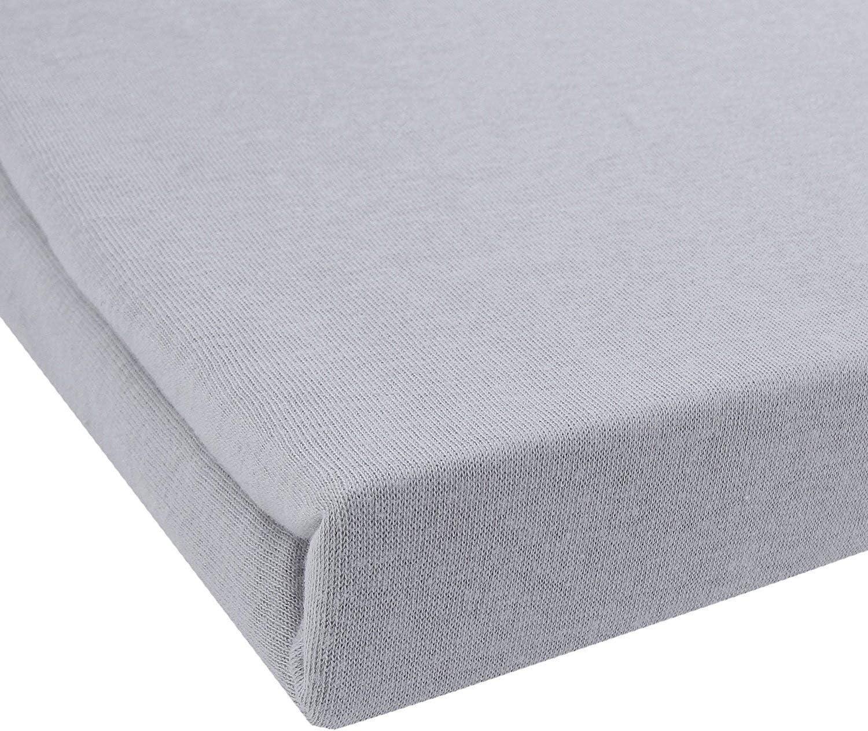 70 x 140 cm certifi/é Oeko-Tex Tissu Royalblau // K/önigsblau NatureMark Lot de 2/draps-housses en jersey 100//% coton pour lit d/'enfant disponible dans de nombreuses couleurs