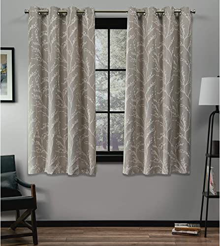 Exclusive Home Curtains Kilberry Panel Pair