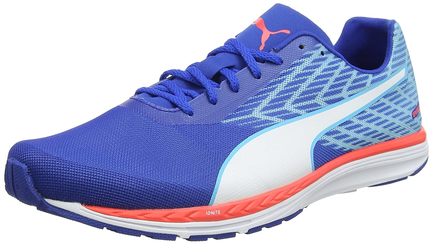 Puma Speed 100 R Ignite Scarpe Sportive Outdoor Uomo Blu d7i