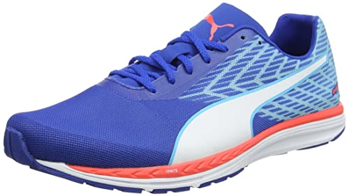 eb5f7df64788 Puma Men s Speed 100 R Ignite Blue Running Shoes-11 UK India (46 EU ...