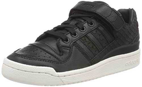 new arrivals c7015 752be adidas Women s Forum Lo W Fitness Shoes, Black Negbas Blatiz 000, ...