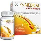 XL-S Medical Max Strength - Bloqueador de la absorción de Carbohidratos, Azúcares y Grasas, Para Adelgazar, Reduce la…