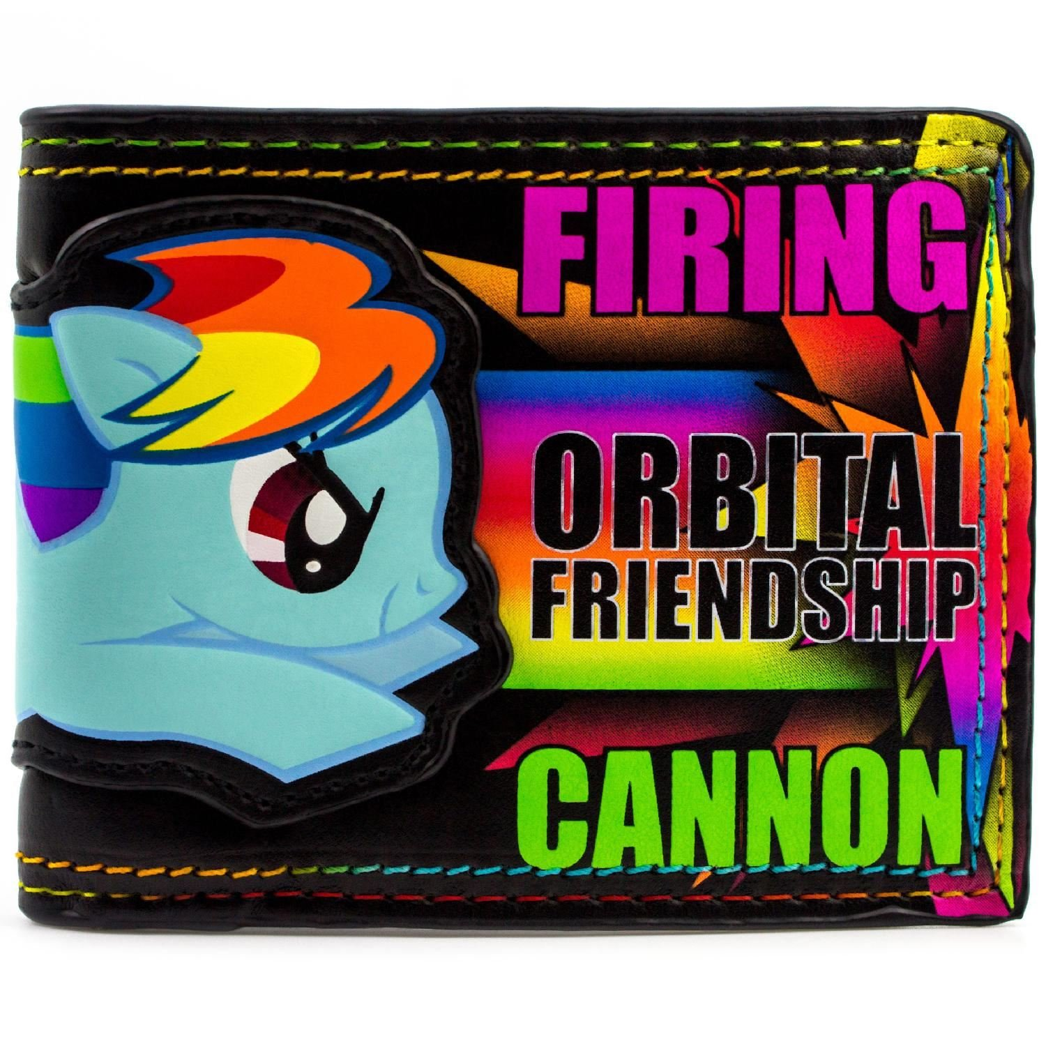 Hasbro My Little Pony Friendship Cannon Multicolore Portefeuille 27138