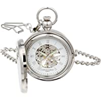 Charles Hubert 3850 - Reloj de bolsillo con marco mecánico