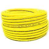 25M Cat 7A+ (Cat 8) Cable LAN de Red Ethernet Reel - Drum 1500 MHz 4 Pares Alta Velocidad Libre de halógeno Cobre Super…