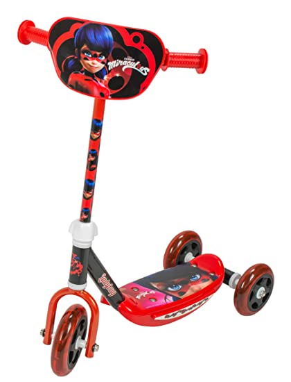 Ladybug Scooter with 3 Wheels SAICA 5824