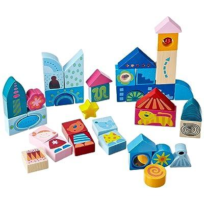 HABA-Fantasy Land Building Blocks : Toy Non Interlocking Blocks : Baby [5Bkhe0406898]