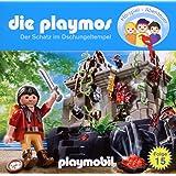 Die Playmos / Folge 15 / Der Schatz im Dschungeltempel