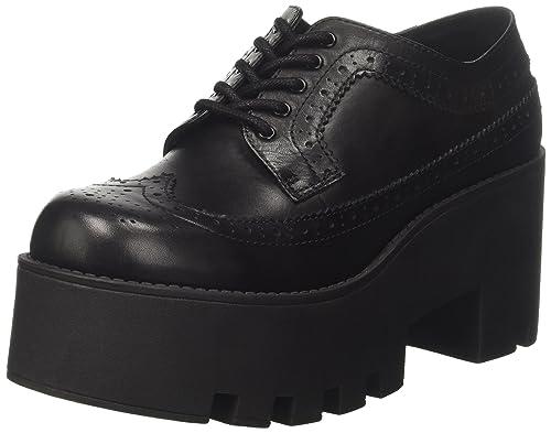 Windsor Smith Foxy amazon-shoes neri Clásico De Salida Sneakernews Venta Barata Venta De Bajo Precio En Línea RkQpERC
