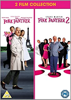 The Pink Panther / The Pink Panther 2 Double Pack