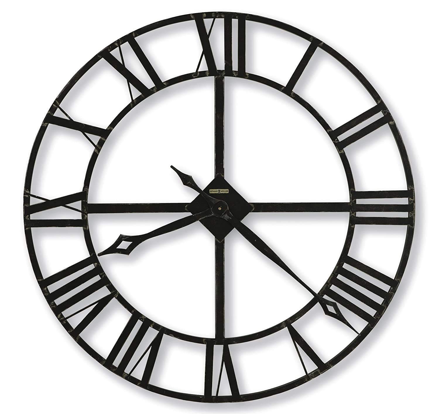 Amazon howard miller 625 372 lacy gallery wall clock home amazon howard miller 625 372 lacy gallery wall clock home kitchen amipublicfo Choice Image