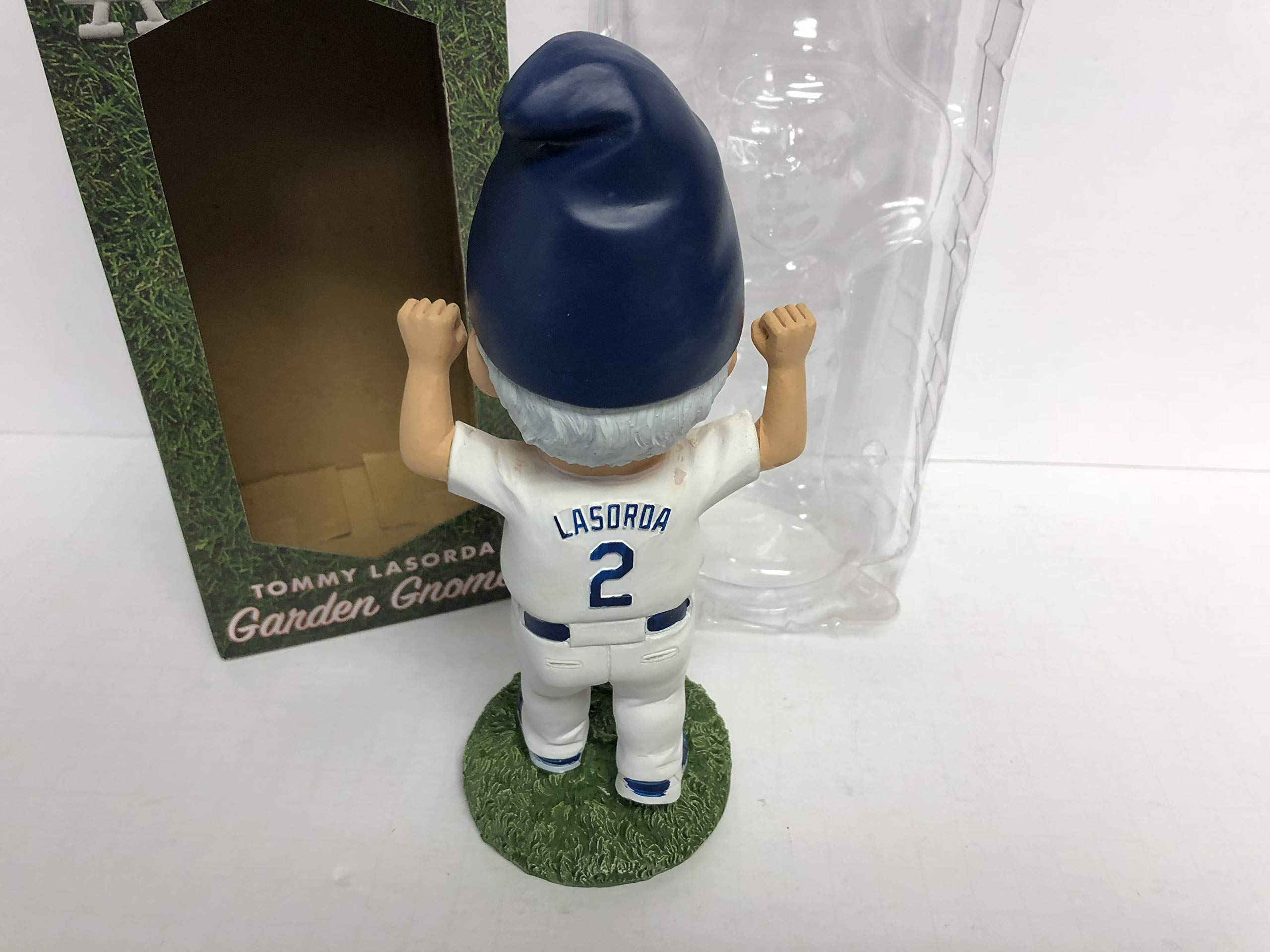 Tommy Lasorda 2015 Garden Gnome Legendary HOF Manager Los Angeles Dodgers Statue Figure SGA