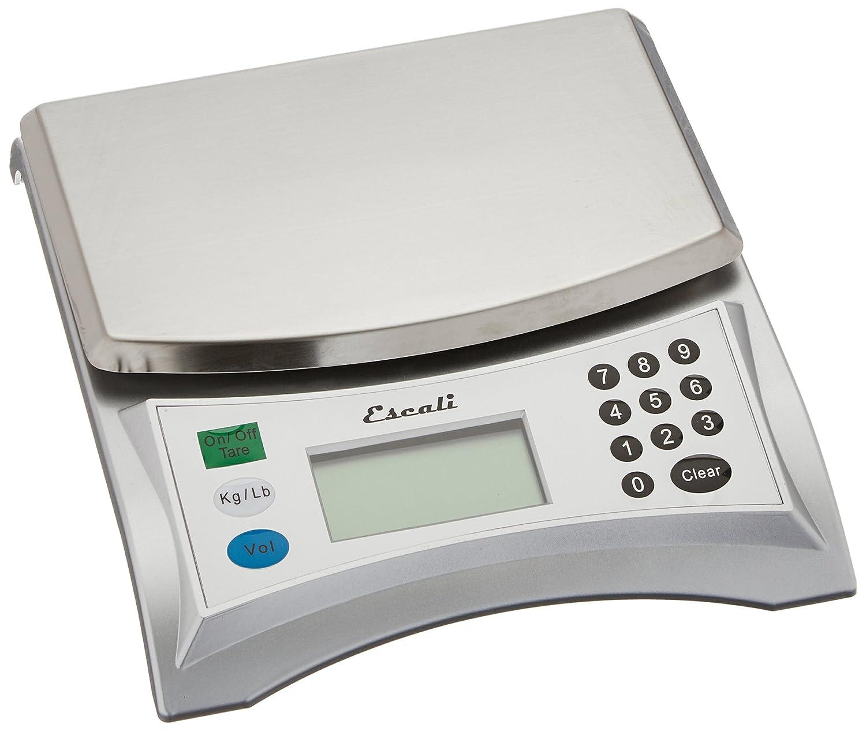 Escali V136 Pana Large Volume Measuring Scale, 13 Lb/6 Kg by Escali: Amazon.es: Hogar