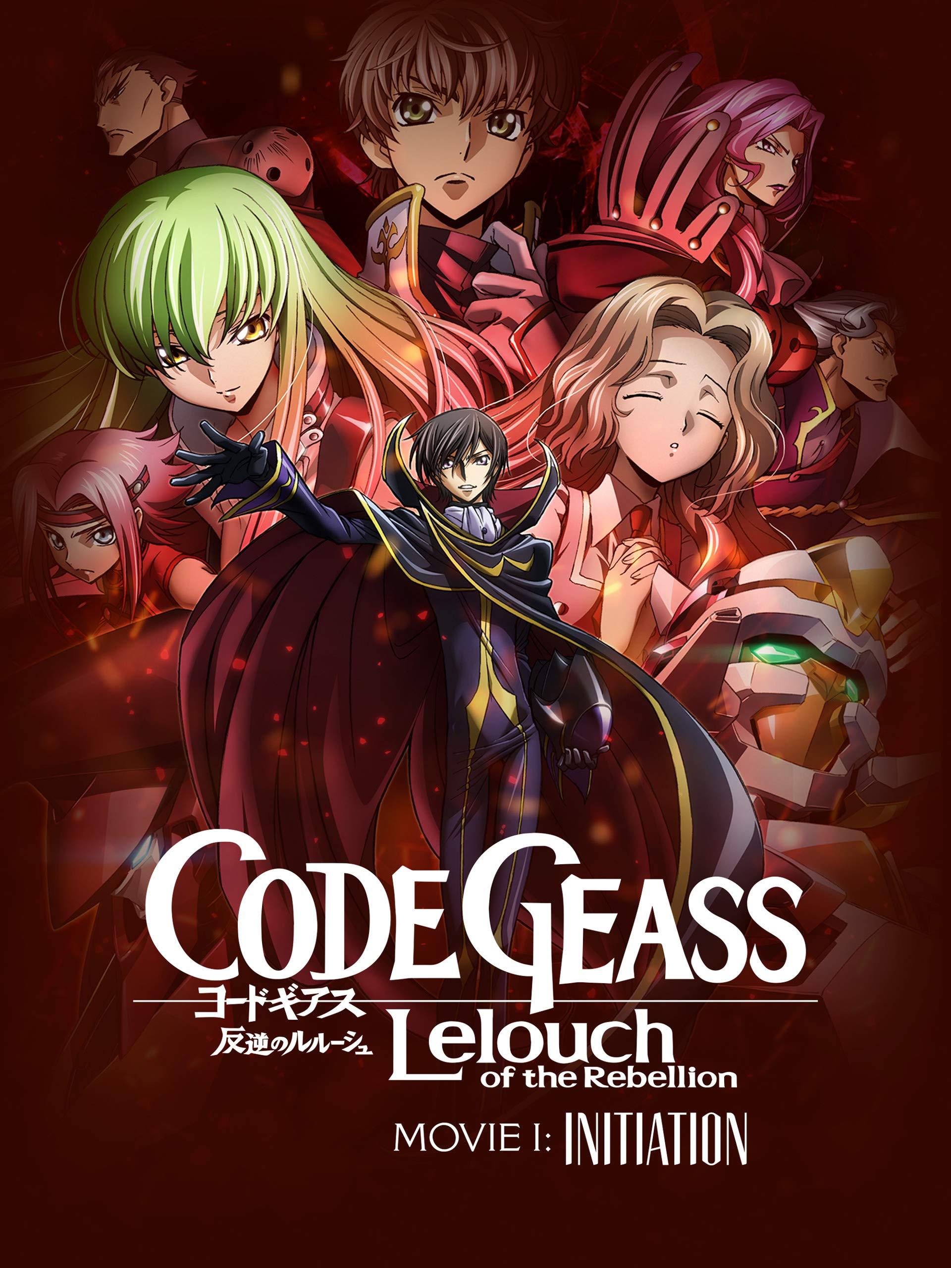Amazon com: Watch CODE GEASS Lelouch of the Rebellion I