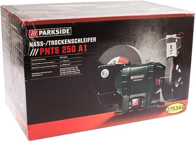disques PNTS 250 B1 = UK POST Parkside Wet /& Dry Touret//Double Banc meuleuse