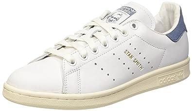 adidas Men s Originals Stan Smith Trainers in White  Amazon.co.uk ... 5e7dc3b61