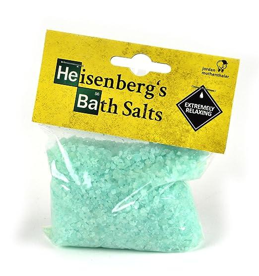 Sales de baño Heisenberg: Amazon.es: Hogar