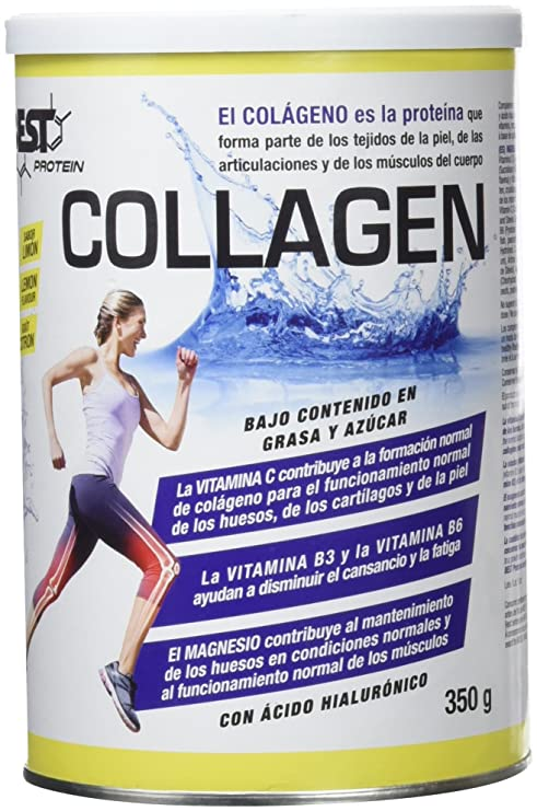 Best Protein Collagen Limón - 350 gr