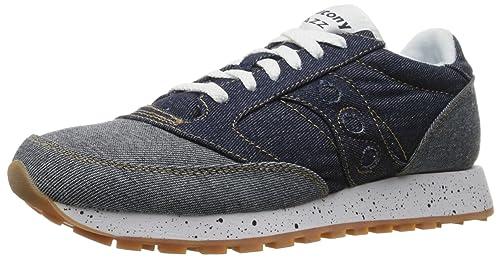 begin retort One sentence  Buy Saucony Originals Men's Jazz o Denim-m Heritage Running Shoe, Blue, 8.5  M US at Amazon.in