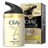 Olay SPF15 Total Effects 7-in-1 Anti-Ageing Moisturiser - 50 ml