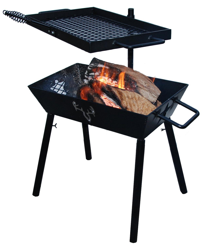 - Amazon.com: ForEverlast TGG Tail Gator Grill/Fire Pit: Garden & Outdoor