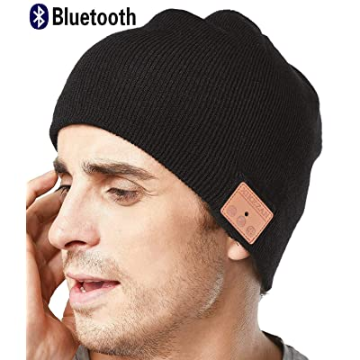 Knitted Bluetooth Beanie