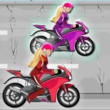 Princess Motorbike Rider