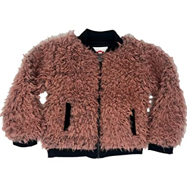 5d9d88234f98 Amazon.com  Appaman Girls Niki Bomber Jacket Rose  Clothing