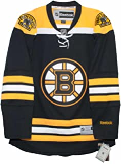 3d69f0873ad Amazon.com : adidas Zdeno Chara Boston Bruins Authentic Home NHL ...