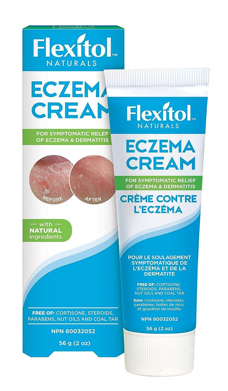 Flexitol Naturals Eczema Cream (56 G), 1-Count
