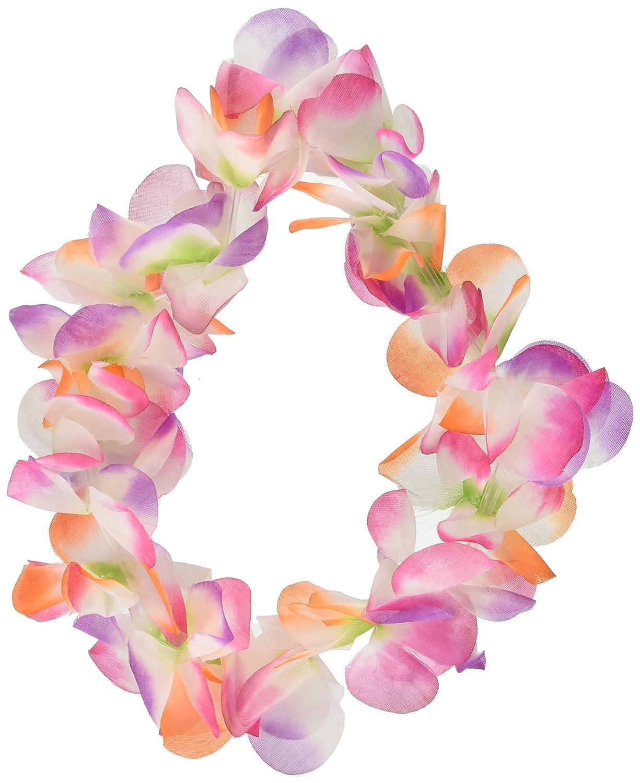 Amazon amscan hawaiian luau warm serendipity hand head flower amazon amscan hawaiian luau warm serendipity hand head flower leis accessory 3 pack multi color 12 x 4 toys games izmirmasajfo