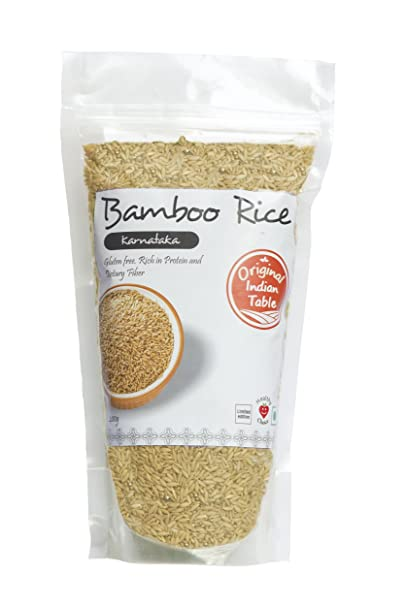 Original indian table bamboo rice gluten freeprotein richfibre original indian table bamboo rice gluten freeprotein richfibre rich cooking forumfinder Image collections