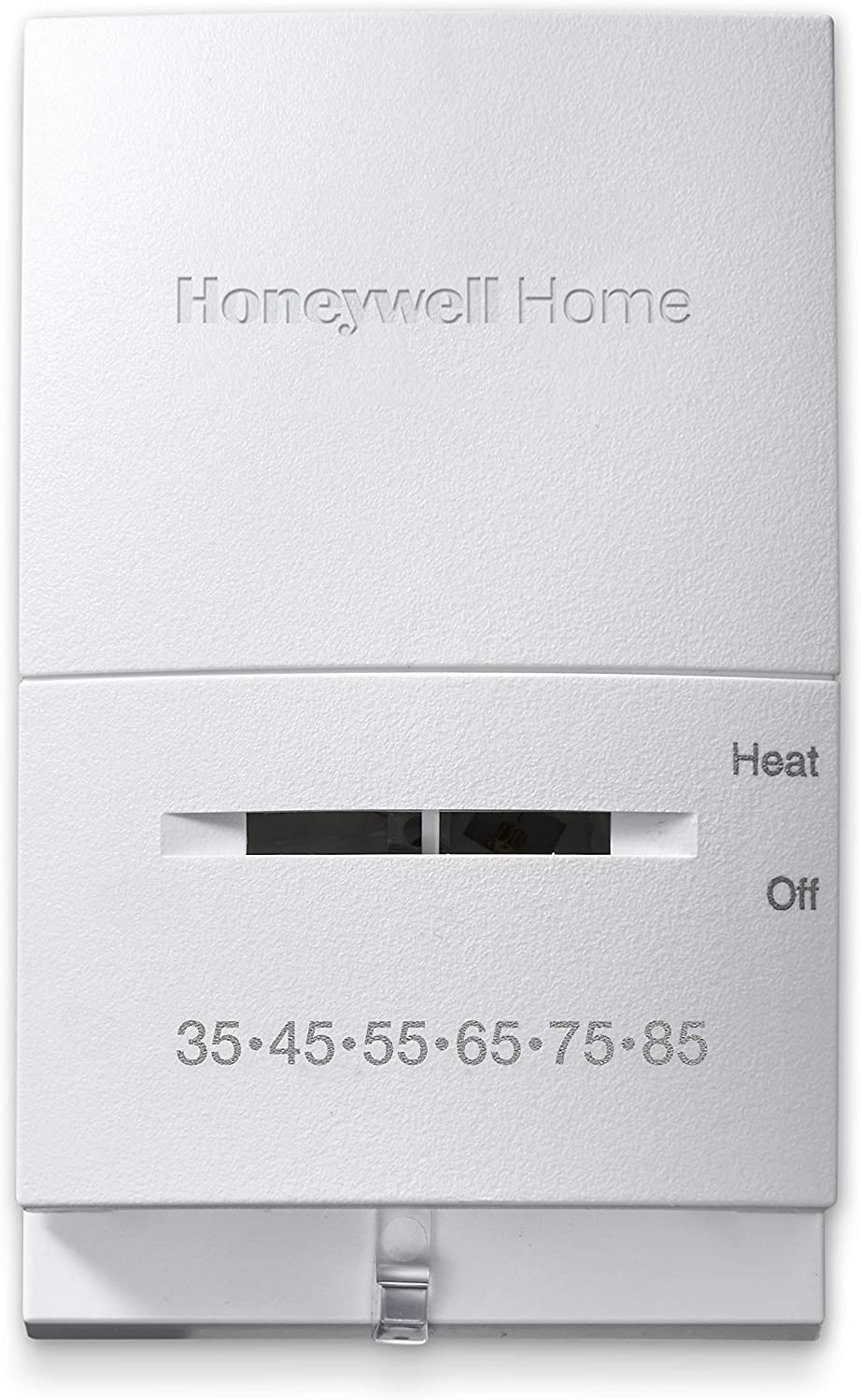 Honeywell Home CT50K1028 CT50K Non-Programmable Manual Thermostat, White