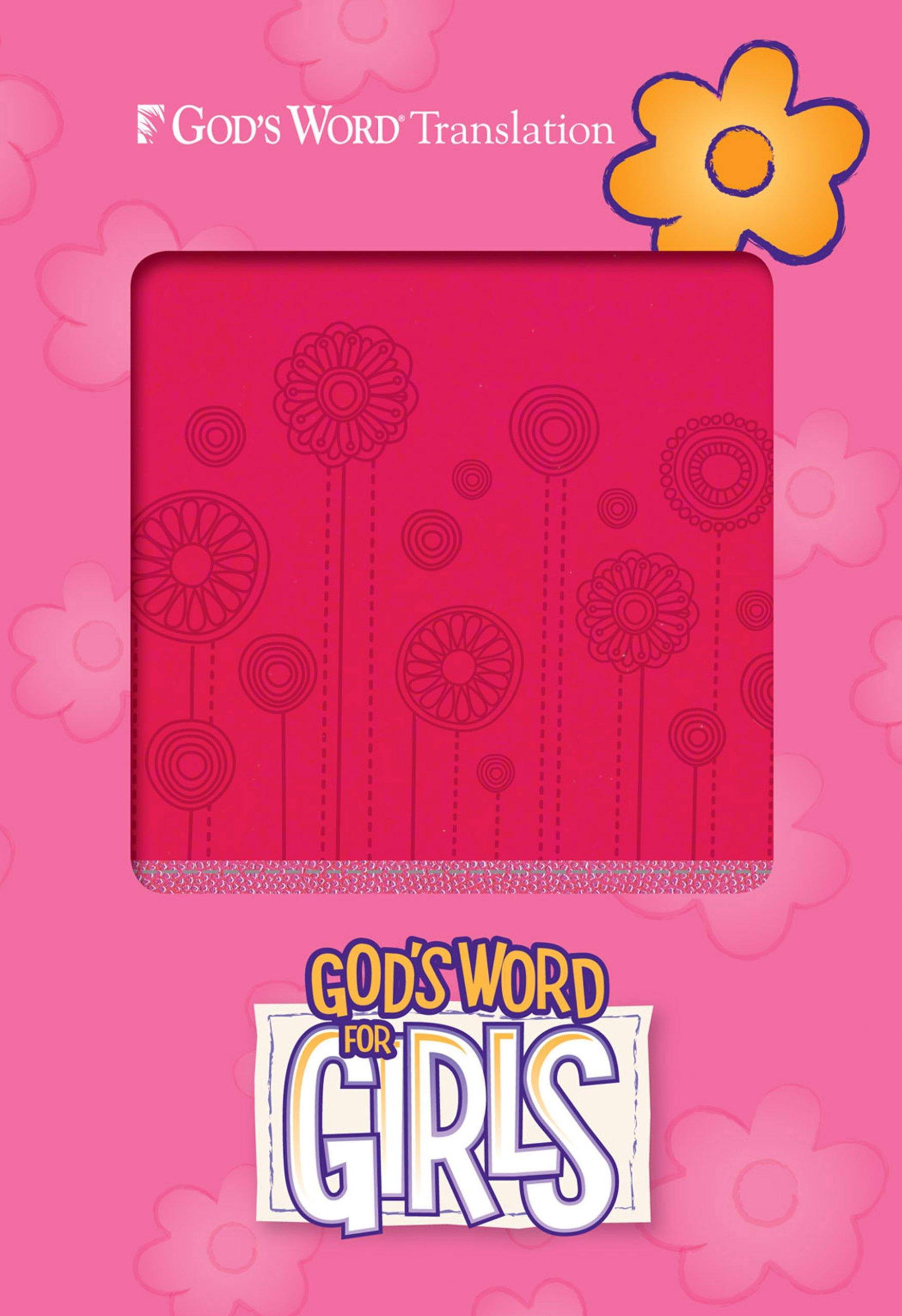 Download GW God's Word for Girls Pink/Pearl, Flowerpop Design Duravella pdf epub