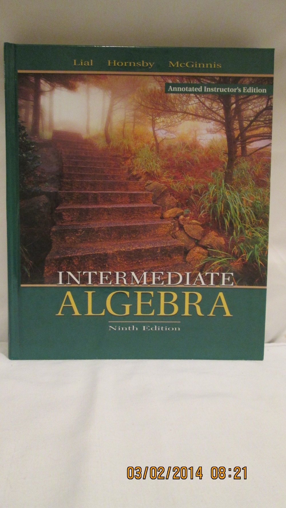 Read Online Intermediate Algebra - Annotated Instructor's Edition pdf